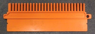 3M 4052T Tester Check Comb for use w/ MS2 25-Pair Splicing Rig