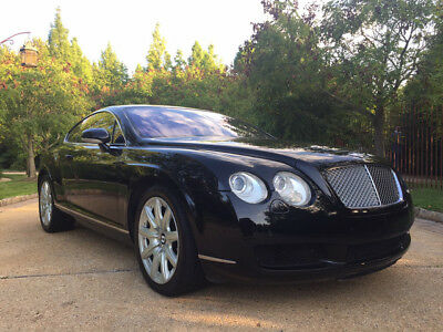 2005 Bentley Continental GT GT Coupe 2-Door low mile exotic free shipping warranty luxury awd w12 collector