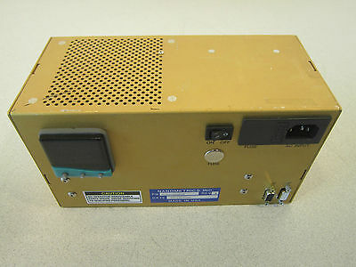 Nanometrics Inc Control Unit P/N 7200-020635 Powers Up!