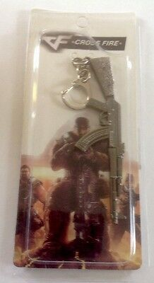 Brand New 'Cross Fire' 'AK 47' Keyring. Unopened In Packaging!!!