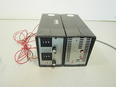 Endevco 104 Charge Amplifier & 109 Power Supply In: +24VDC, 400MA Max, Powers Up