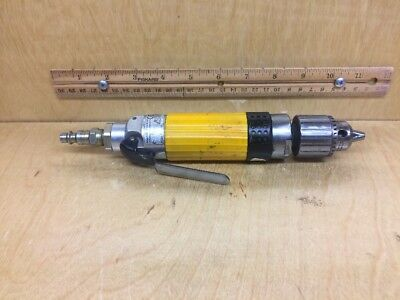 "Atlas Copco Straight In Line 1/4"" Air Drill Aircraft Tool"