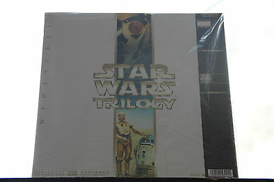 Star Wars Trilogy Special Edition 1997 Box JAPAN Laserdisc LD PILF-2860 Sealed