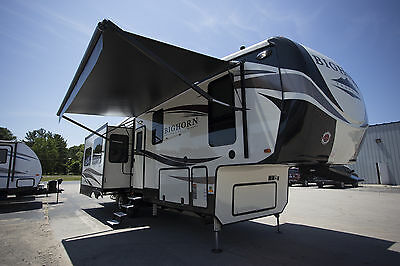 2018 Heartland Bighorn Traveler 32RS Fifth Wheel RV 1000 Miles FREE Shipping