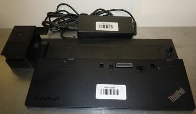 Lenovo Think Pad Pro Docking Station 40A1 Ultra Dock Model SD20F82751