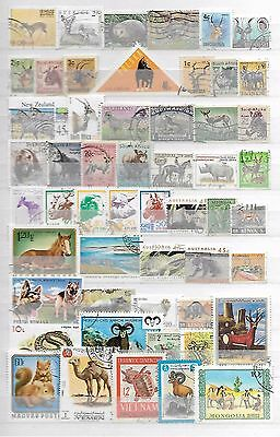 Superior Animals + Living Things Horses Wildlife Stamps Thematics 12070717