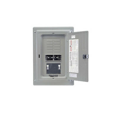 Reliance Controls Corp. TRC1006C 15000W Single Phase Indoor Transfer Panel