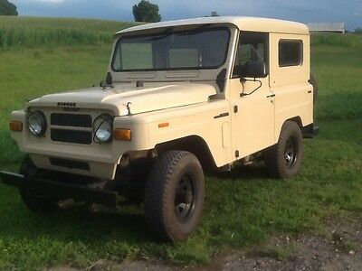 1969 Nissan Other Retired military type vehicle - antique vehicle 1969 nissan patrol  L60 4x4