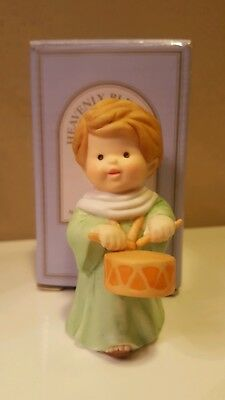 ☆ AVON ☆ Heavenly Blessings Nativity Collection ☆ Drummer Boy ☆