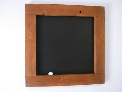 Rustic Timber Framed Chalkboard, Blackboard, Menu Board