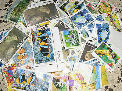 Australia $350 Dollars High Value Stamps Unfranked With Out Gum With Tax Invoice