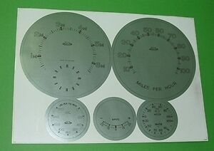 Mg Tc Yt & Early Td Instrument Decal Set