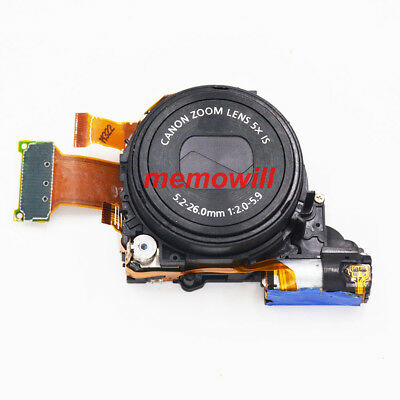 Len Zoom with CCD Repair For Canon PowerShot S100 S100V Digital Camera