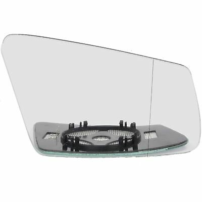 plate For Mercedes A-Class w176 12-17 Left side Aspheric Electric mirror glass