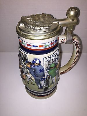 Avon Great American Baseball Stein
