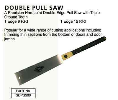 Carb-I-Tool SDPS 300 - Double Pull Hand Saw CARBITOOL