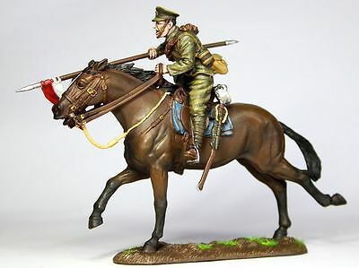 Empire Miniatures WW1 TW-001 Tommy's War 9th Lancer Elouges 1914