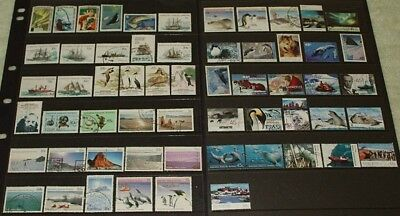 bulk lot - used Australian Antarctic Territory