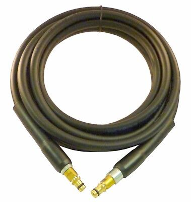 5mtr Hose for KARCHER K Series Pressure Washer Quick fit Yellow Trigger NS/NS TR