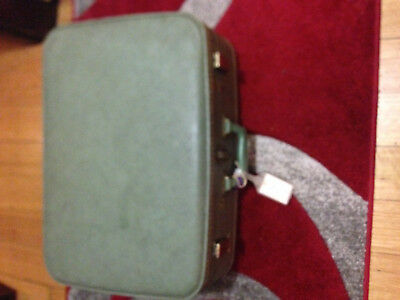 Vintage Suitcase Permacare brand