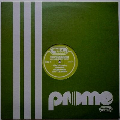 """12"""" Uk**propellerheads Feat. Shirley Bassey - History Repeating (Promo)**27921"""