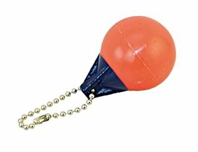 Foam Key Ring Tag Buoy Orange