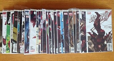 DAREDEVIL 35 Book Lot *KEY #111 First Lady Bullseye* NM conditions