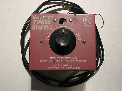 Revell 1000 Power Station - Model B Toy transformer