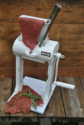 Weston Heavy Duty Vice Base Meat Cuber & Tenderizer