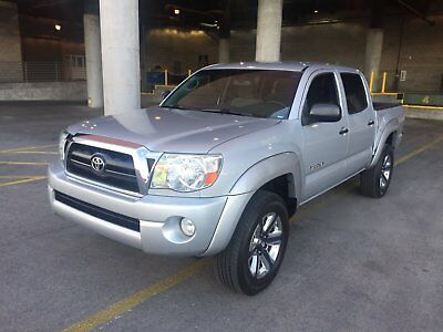 2007 Toyota Tacoma Pre-Runner 2007 Toyota Tacoma Pre-Runner - Double Cab Short Bed