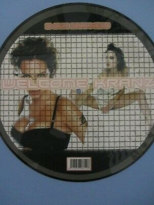 "12"" PICTURE DISC *** GEORGE KRANZ *** Welcome"