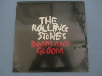 "10"" / 25cm  ROLLING STONES *** DOOM & GLOOM *** OVP"