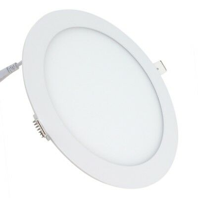 ONSSI Placa LED Circular Downlight SuperSlim 12w 20W 25w Calido Neutro Frio