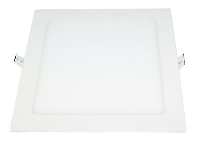 Panel LED Cuadrado SuperSlim 12w 20W 25w Calido Frio Neutro Pack ONSSI