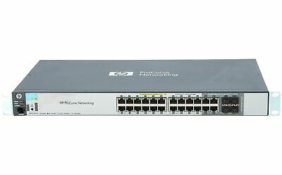 HP - J9299A - HP 2520-24G-PoE Switch