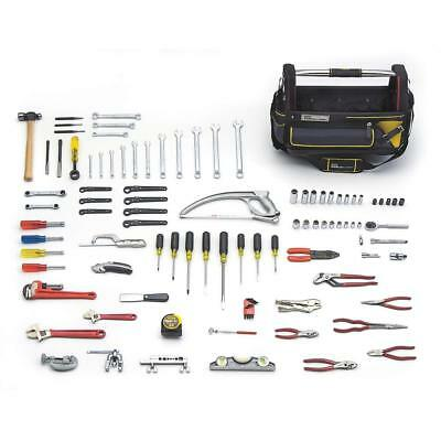 New PROTO SAE Tradesman Tool Set JTS-0105HVAC pieces 105 HVAC Fast Shipping