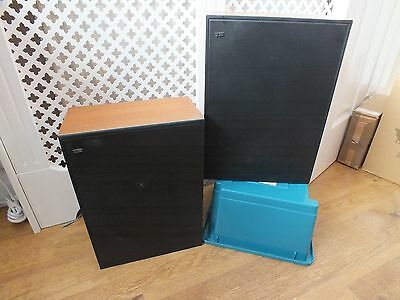 Bang & Olufsen Beovox 1001 Panel Speakers for Possible Restoration