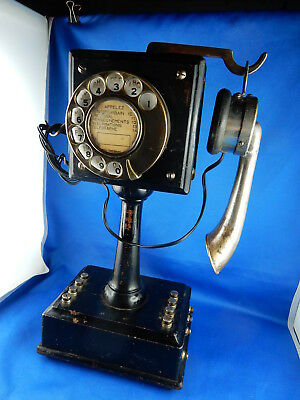 Antik Telefon Le Telephone Pratique Paris 19.Jhd