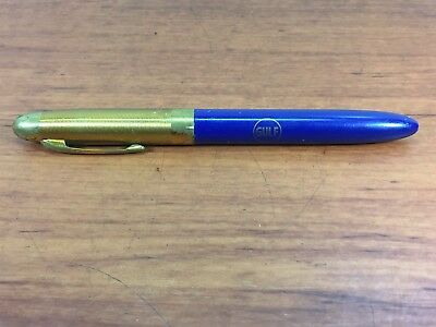 Vintage 1949 Gulf Gas & Oil Collectible Sales Award 49 Advertising Fineline Pen