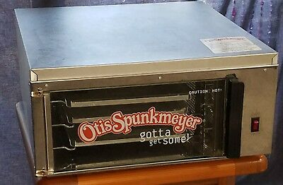 Otis Spunkmeyer Commercial Convection Cookie Oven Model OS-1 *3 Trays* Christmas