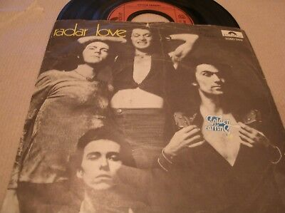 Golden Earring - Radar Love   Poly2050262 + Pic 1973 Dutch Issue
