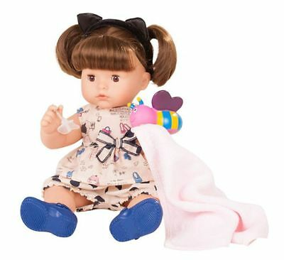 Aquini Maxy Brown Hair Doll with Accessories - Goetz