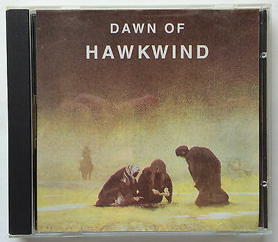 HAWKWIND - Dawn of Hawkwind - Various RARE LIVE from 1972-1990 (Fi)