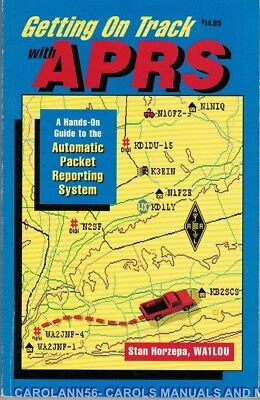 GETTING ON TRACK WITH APRS Stan Horzepa 1997