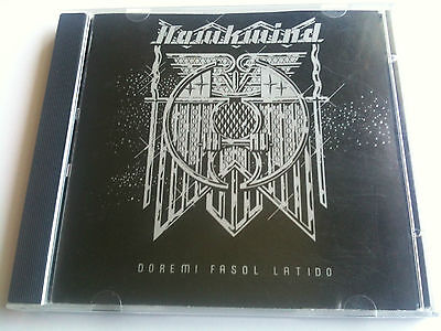 Hawkwind, Doremi Fasol Latido. USA CD *Orig 1st issue* Oneway Records 1991 (Fi)