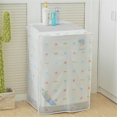 Dustproof Washing Machine Cover Waterproof Dust Cover Protection Top/Front Cover