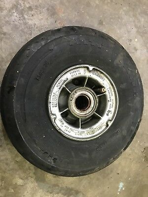 Cessna 172 Wheel And Tire