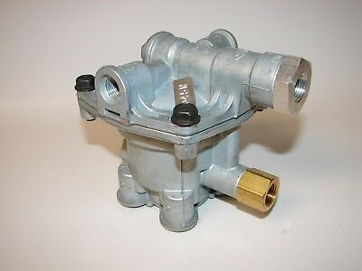*NEW* Sealco Relay Emergency Valve Non-Charging (4 Delivery Ports) 110338 RE045N