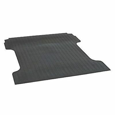 Dee Zee DZ86929 Black Rubber Truck Bed Mats, For 2004-2014 Ford F-150