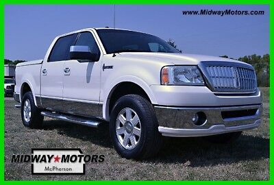 2007 Lincoln Mark Series Base Crew Cab Pickup 4-Door 2007 Used 5.4L V8 24V Automatic 4WD Pickup Truck